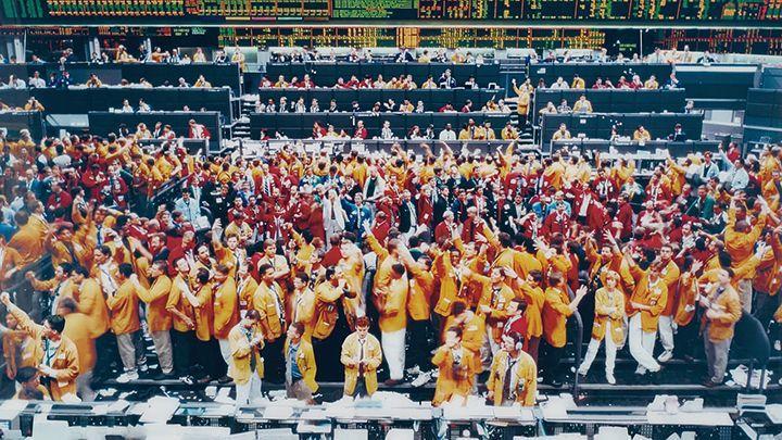 Торговая площадка CME торги на бирже