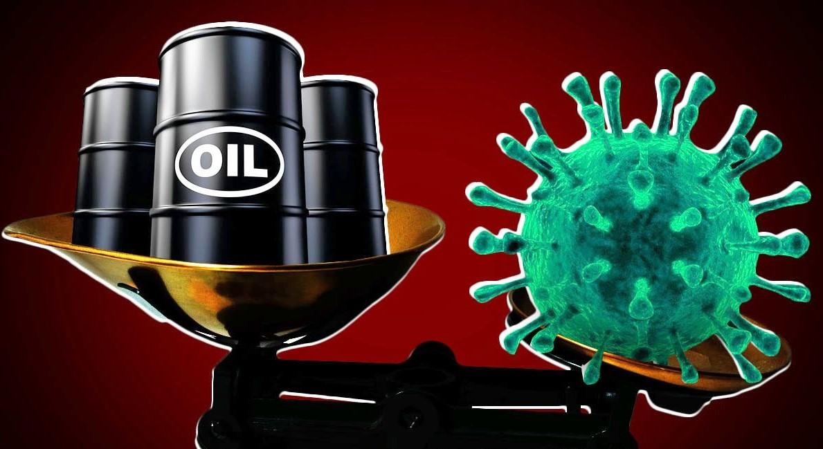 обвал нефти - анализ всех причин