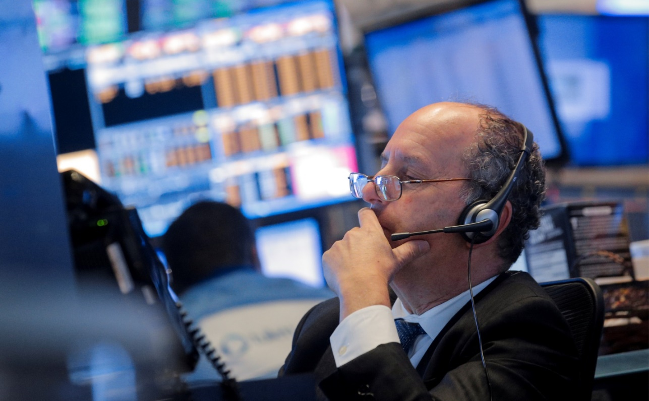 что происходит с S&P 500 во время пандемии
