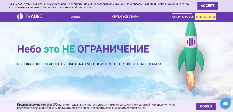 обзор компании tradeo