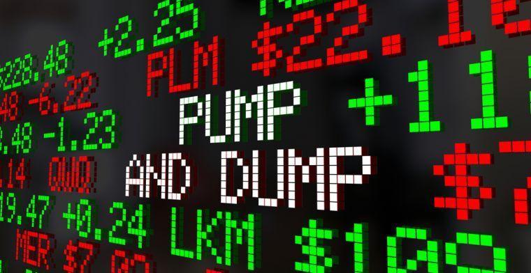 pump and dump стратегия