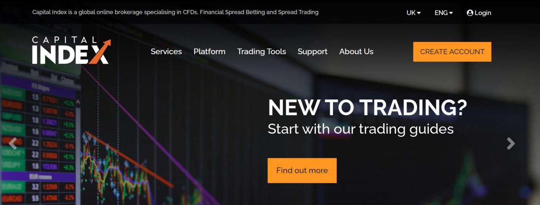 обзор компании capital index