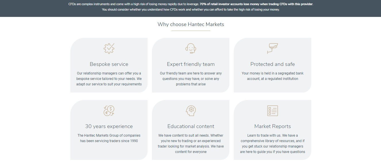 подробный обзор hantec markets