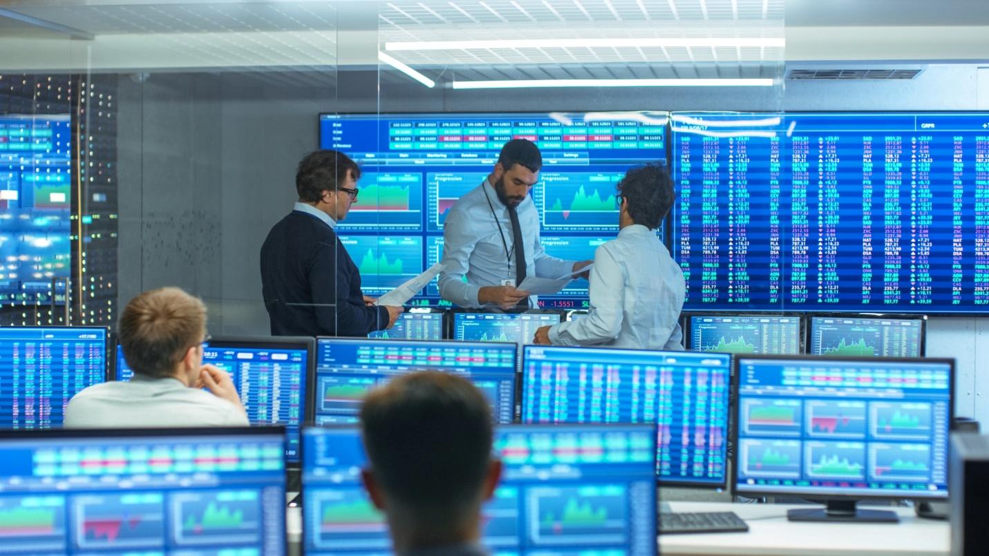как работает фондовая и валютная биржа