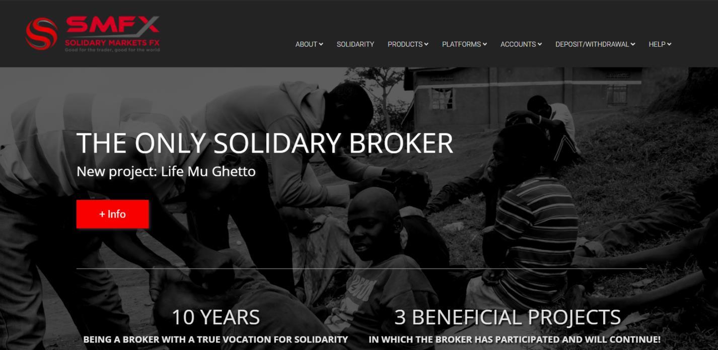 обзор сайта solidary markets fx
