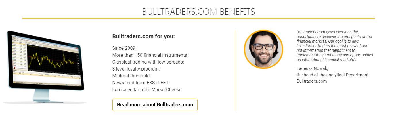 торговые условия bulltraders.com
