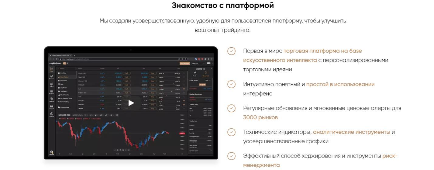 торговые условия capital.com