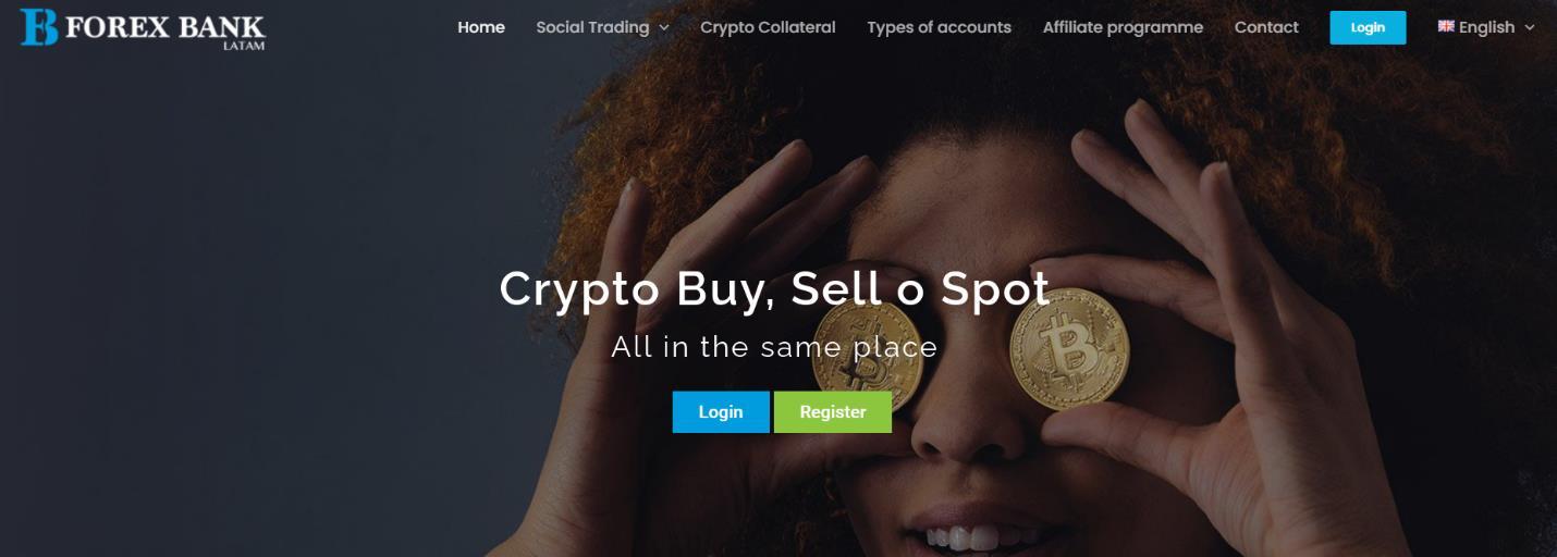 сайт брокера forexbank latam