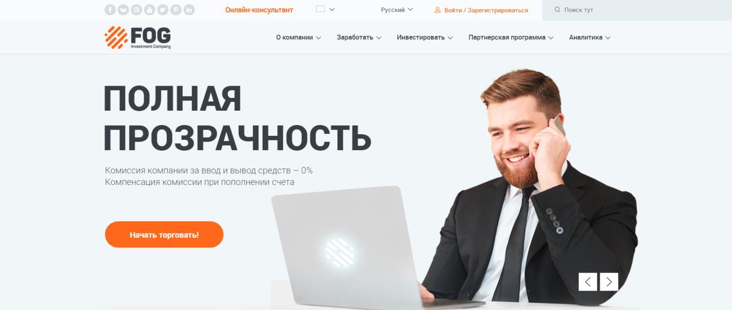 fxoptimum официальный сайт