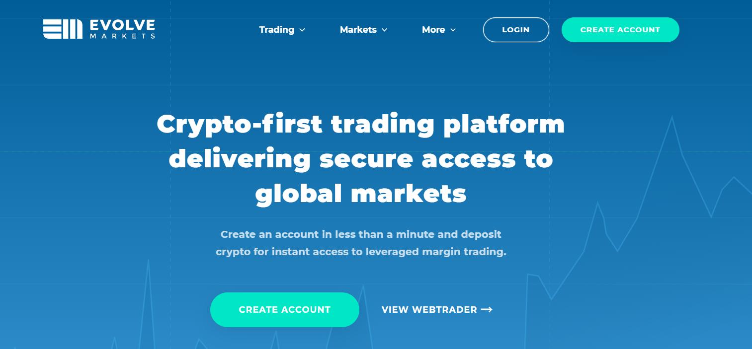 evolve markets сайт брокера
